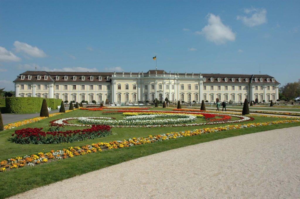 Schloss in Ludwigsburg